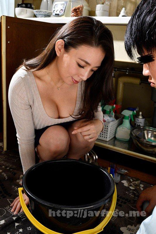 [HD][DANDY-724] 欲求不満を隠せないぴったり着衣爆乳で無自覚に挑発してしまう人妻は大きな胸を揉まれても拒めない - image DANDY-724-8 on https://javfree.me