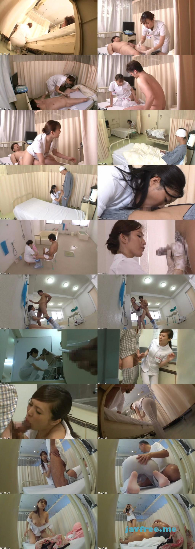 [DANDY 315] 「看護師の透けパン尻をオカズに隠れせんずりしていたら 勃起汁まみれチ○ポを見られ怒られるかと思ったらヤられた」 VOL.1 DANDY