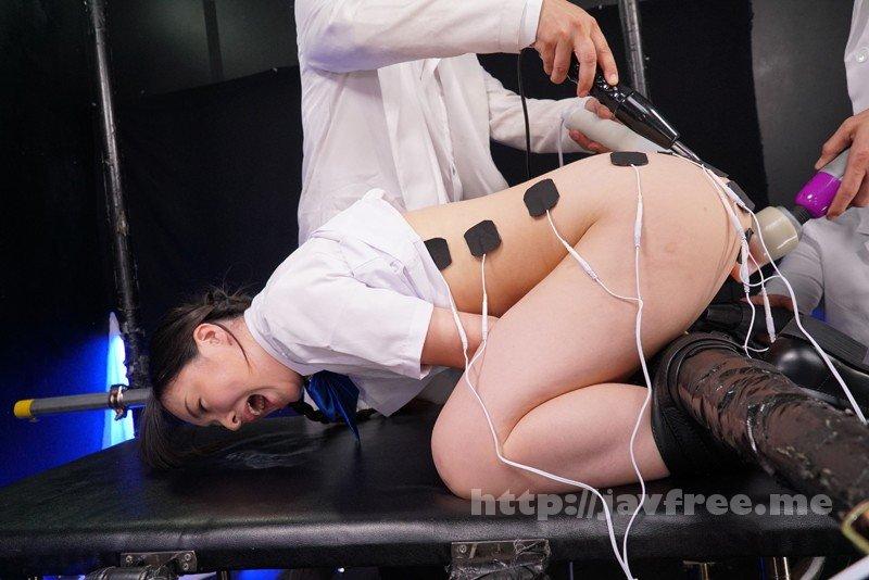 [HD][DARG-007] 電流絶頂拷問研究所 女体発狂痙攣クラゲ メスモル-007:電獄卍固めの強制昇天に精神崩壊する号泣女学生 宮沢ゆかり
