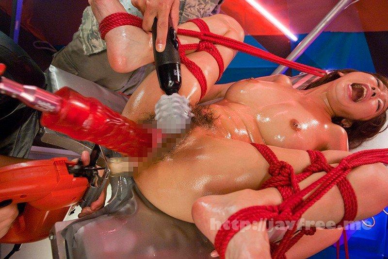 [HD][DBER-102] 肉達磨轟沈逝き地獄 無惨にさらした秘壺の奥まで狙われて 白目を剥いてガクガクと昇天する女たち RED BABE ULTRA MOVIES - image DBER-102-18 on https://javfree.me