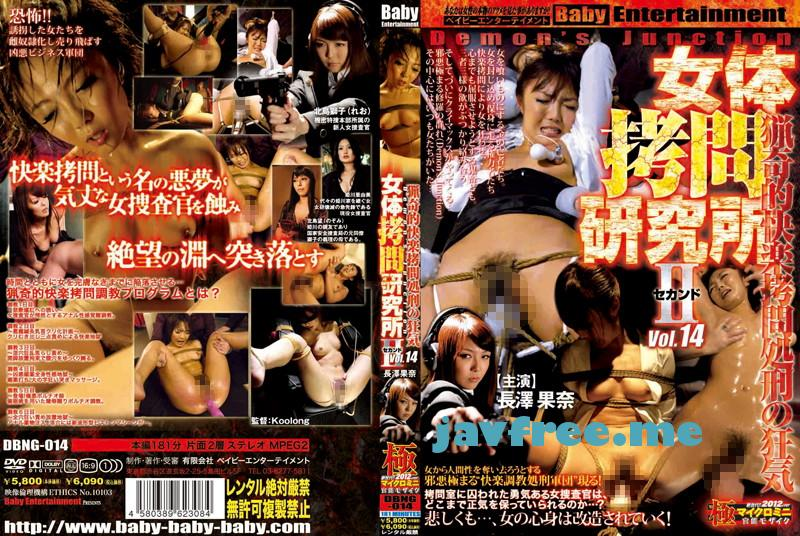 [HD][DBNG-014] 女体拷問研究所 セカンド DEMON'S JUNCTION Vol.14