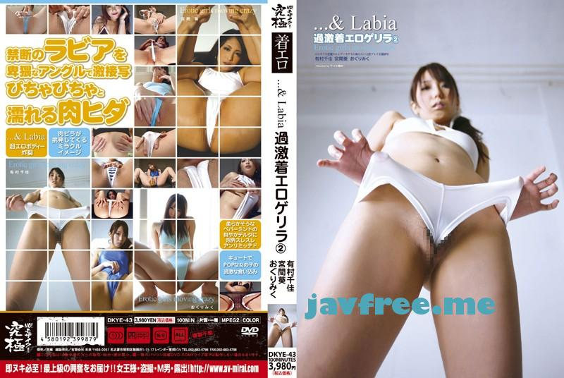 [DKYE-43] ...& Labia 過激着エロゲリラ 2 - image DKYE-43 on https://javfree.me