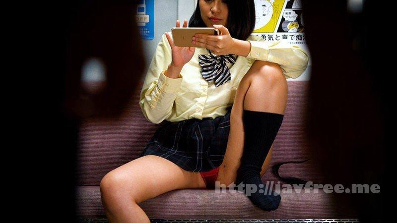 [HD][DOKS-438] 制服美少女の電車パンチラ ミニスカむっちり美脚の奥に覗く純潔パンティを画面いっぱいでじっくり抜きたい貴方へ - image DOKS-438-18 on https://javfree.me
