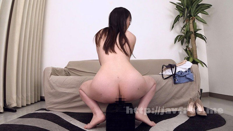 [HD][DROP-043] 白濁愛液ベットリ!! 素人娘が初めての黒ディルドオナニー1
