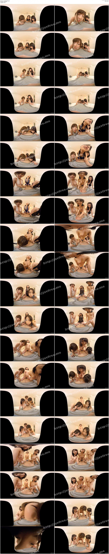 [DSVR-083] 【VR】SODstar×SODVR 3D star女優 紗倉まな、飛鳥りん、戸田真琴の3人と夢のハーレム!キスたっぷり僕のチ○ポ奪い合い小悪魔痴女全員挿入SEX 最後は耳元で「中に出して」と囁かれてそのまま中出しスペシャル! - image DSVR-083 on https://javfree.me