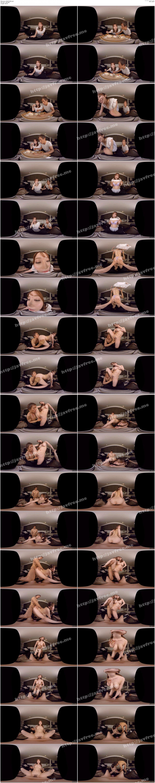 [DSVR-098] 【VR】しみけんと3P 憧れのAV女優篠田ゆうちゃんと濃密プライベート3P中出しSEX - image DSVR-098 on https://javfree.me