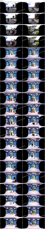 [DSVR-122] 【VR】VR長尺 愛する彼氏とはミラー越しに30センチ!「カップル限定」マジックミラー号の中で自慢の彼女を「寝とって」3P中出し! - image DSVR-122a on https://javfree.me