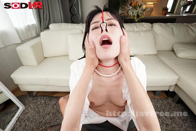 [DSVR-836] 【VR】美女の鼻フックSEX 高飛車な女の歪んだブタ鼻顔をじっくり観賞しながらハメる侮辱セックス - image DSVR-836-18 on https://javfree.me