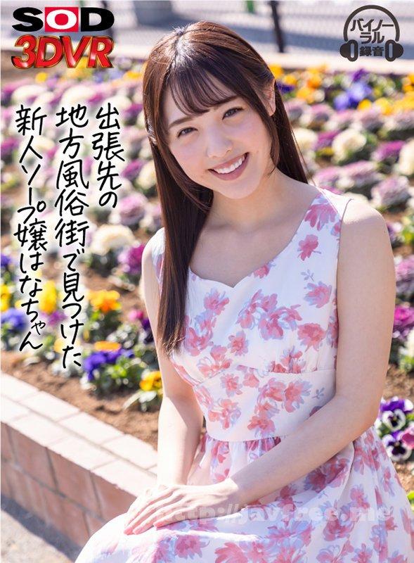 [DSVR-959] 【VR】出張先の地方風俗街で見つけた新人ソープ嬢はなちゃん 白桃はな - image DSVR-959-1 on https://javfree.me
