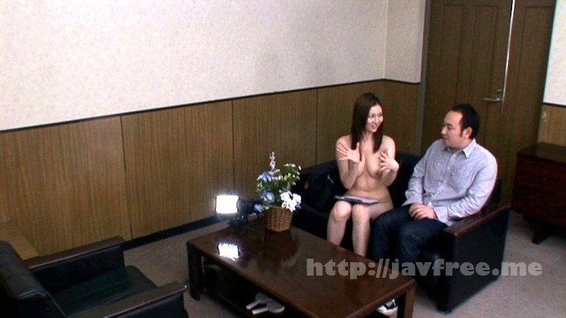 [DV-1266] 全裸の面接官≪辰巳ゆい≫の素人男優オーディション