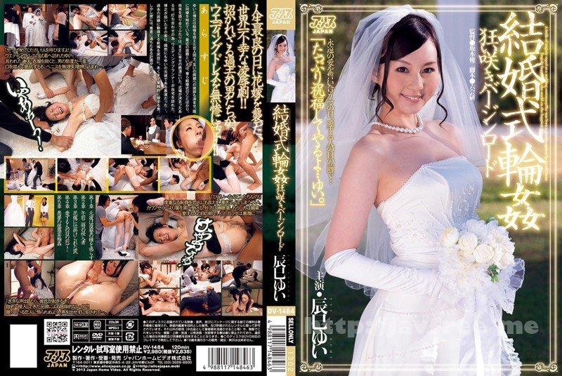 [DV-1484] 結婚式輪姦 狂い咲きバージンロード 辰巳ゆい - image DV-1484 on https://javfree.me