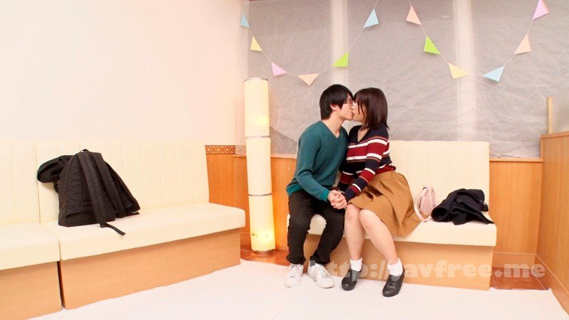 [HD][DVDMS-388] 一般男女モニタリングAV 素人女子大生限定!恋人がいない大学生の男女はキスだけで恋に落ちて初対面の相手とSEXしてしまうのか?惹かれあった2人のキスまみれの完全プライベートSEXを大公開!! 4 初めての生中出しスペシャル!! - image DVDMS-388-2 on https://javfree.me