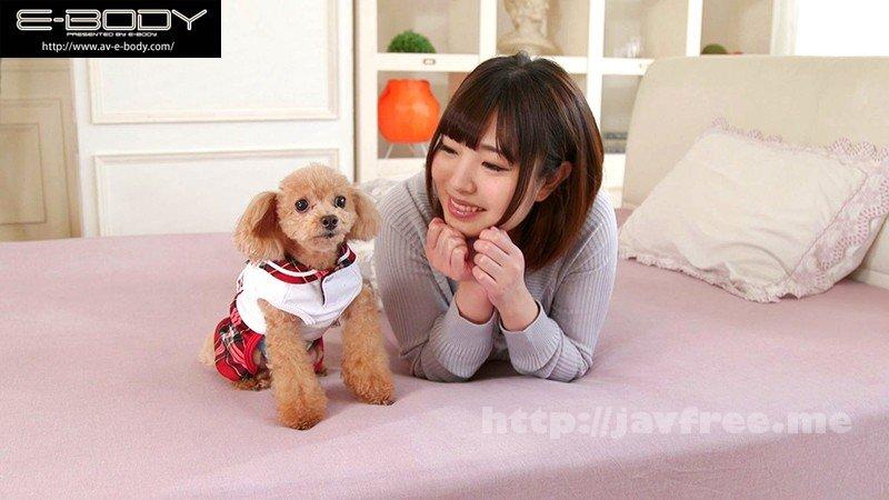 [HD][EBOD-673] プニプニ柔らか天然Hカップ犬好き優しい飼育員りかちゃんの発情期AVデビュー 双葉りか - image EBOD-673-10 on https://javfree.me