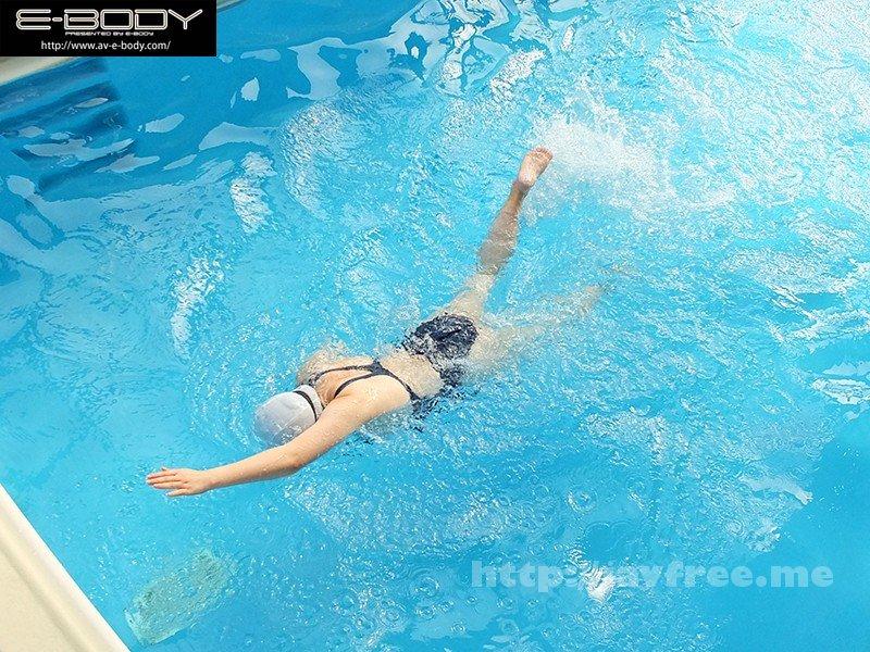 [HD][EBOD-679] 競泳水着で隠れているけどわたし実は巨乳なんです!!現役女子大生隠れボイン水泳部員井上愛唯ちゃんE-BODY専属デビュー - image EBOD-679-10 on https://javfree.me