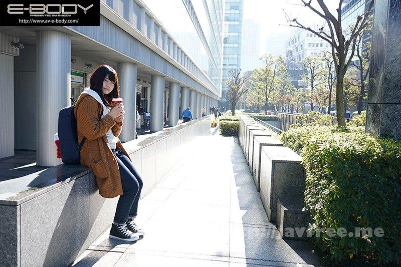 [HD][EBOD-685] 脱ぐと巨乳って言われます。 顔は童顔、乳首は下品!ピンクデカ乳輪Fカップの田舎娘、上京AVデビュー 須崎まどか - image EBOD-685-3 on https://javfree.me