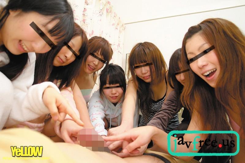 [ELO-347] 女の子の裸見たさに有名女子校の女子寮に忍び込もうとしたら捕まって軟禁されて女子校生達のオモチャにされちゃった(喜) - image ELO347a on https://javfree.me