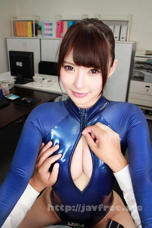 [EXHQVR-001] 【VR】魅惑のフロントジッパー水着VR 波木はるか メガネをかけたら突然!! 例の水着とブーツの性癖ドストライク美女が目の前に! - image EXHQVR-001-5 on https://javfree.me