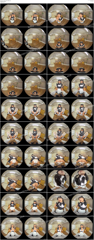 [HD][EXVR-196] 【VR】美少女メイドに好きなだけ中出しできる 会員限定 貸切メイド喫茶 有栖るる - image EXVR-196a-1080p on https://javfree.me