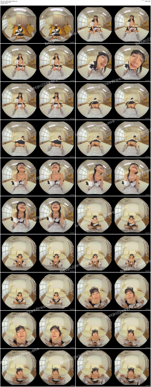 [HD][EXVR-196] 【VR】美少女メイドに好きなだけ中出しできる 会員限定 貸切メイド喫茶 有栖るる - image EXVR-196b-1080p on https://javfree.me