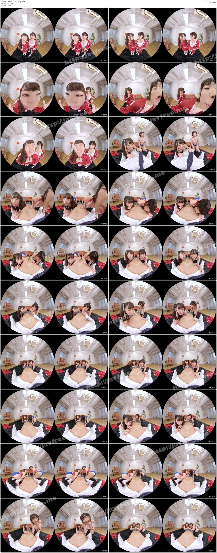 [EXVR-211] 【VR】レギュラーになりたい女子部員2人に中出しをせがまれる!ゲス教師体感VR!桃尻かのん 皆月ひかる - image EXVR-211a-1080p on https://javfree.me