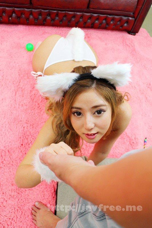 [HD][EXVR-214] 【VR】新感覚!初めての猫ミミカフェ! 飛びきりカワイイネコミミ少女達に大量中出し!黒ネコ編 山岡りりな - image EXVR-214-1 on https://javfree.me