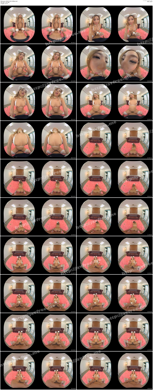 [HD][EXVR-214] 【VR】新感覚!初めての猫ミミカフェ! 飛びきりカワイイネコミミ少女達に大量中出し!黒ネコ編 山岡りりな - image EXVR-214b-1080p on https://javfree.me
