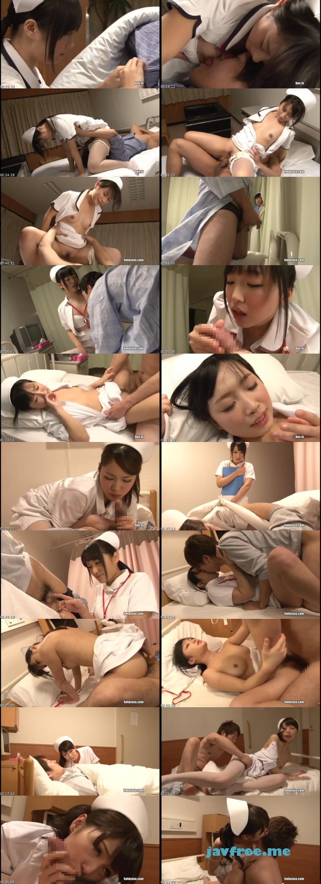 [FSET-424] 彼女が働く病院に入院してHしていたら、それを見て興奮した看護師が夜這いしてきた - image FSET-424 on https://javfree.me