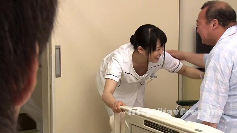[FSET 507] 胸チラしているのに気付かず働く担当看護師に手を出しちゃった俺 早乙女ひまり 摘津蜜 川越ゆい FSET