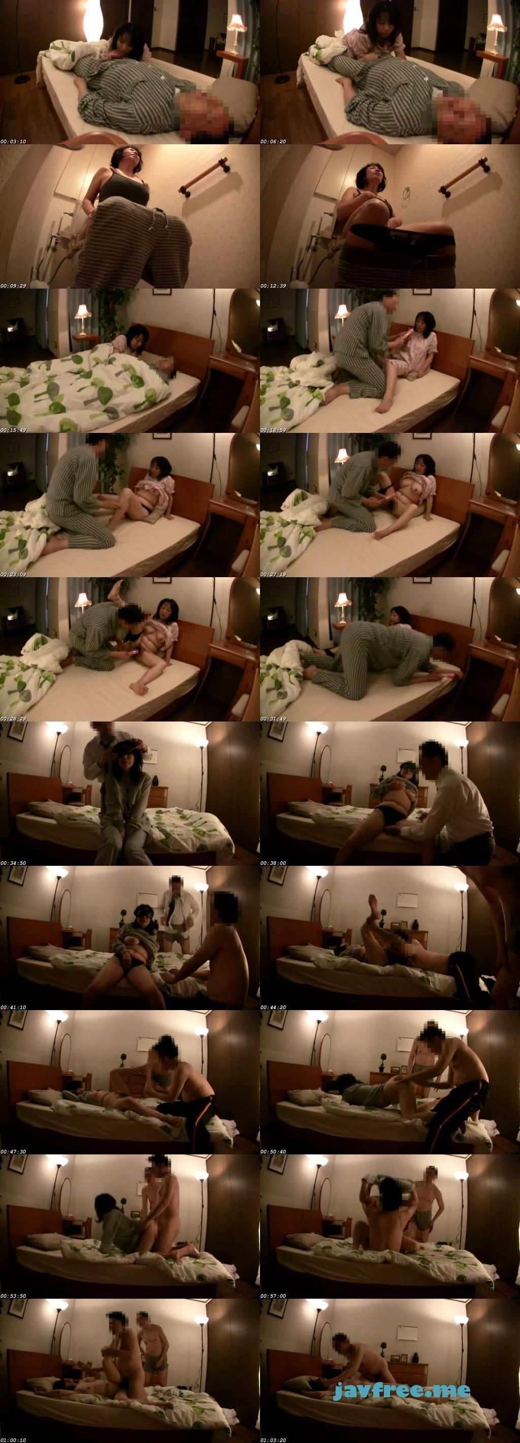 [FUFU 069] 実録 愛する主人の目の前で他人に寝取られる 熟年妻達3時間DX FUFU