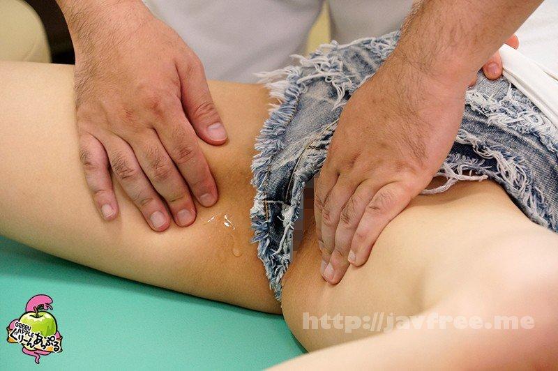 [HD][GAPL-045] デカ尻ホットパンツで骨盤マッサージに訪れた誘惑女子を施術したら…マン汁流して腰を跳ねさせイキ狂い。痴女られ、発射しても終わらないお掃除ディープスロートとおかわり逆ピストンで短時間で3回も射精させられました。 - image GAPL-045-9 on https://javfree.me