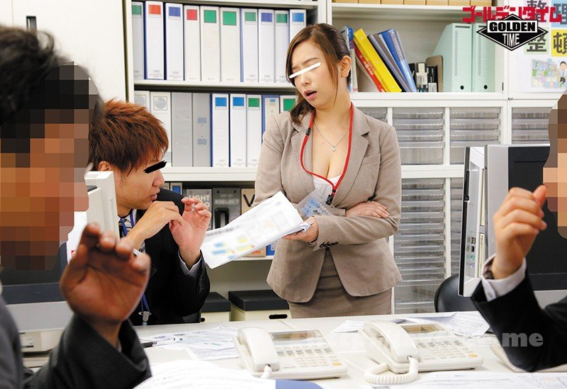 [GDHH-089] ダメなボクと巨乳女上司の秘密の関係 仕事ができないボクはいつも巨乳な女上司に怒られてばかり…。だけどボクたちは上司と部下の一線を越えたイケない関係!オフィスで2人きりになると、普段の姿からは想像がつかない程淫乱にボクのチ○ポをねだってくるんです! - image GDHH-089-18 on https://javfree.me