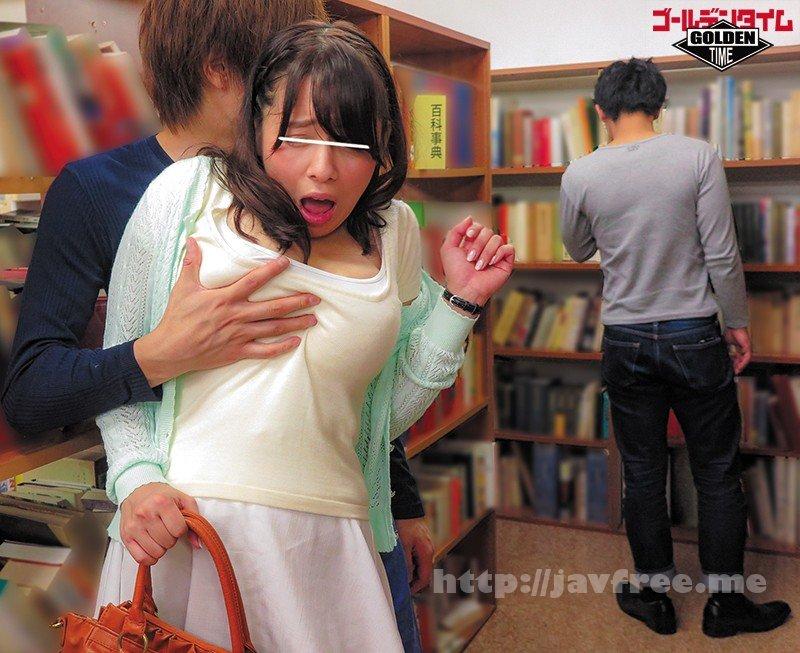 [HD][GDHH-149] 推定Fカップ以上の谷間を強調し過ぎる巨乳美女は、急に襲われると声がでなくなるほどパニックに!助けを求めたくても声が出せない!あっという間に膝から崩れ落ちるほどイカされ続け、ヤラレまくっても声が出せずに誰にも気付かれない!! - image GDHH-149-12 on https://javfree.me