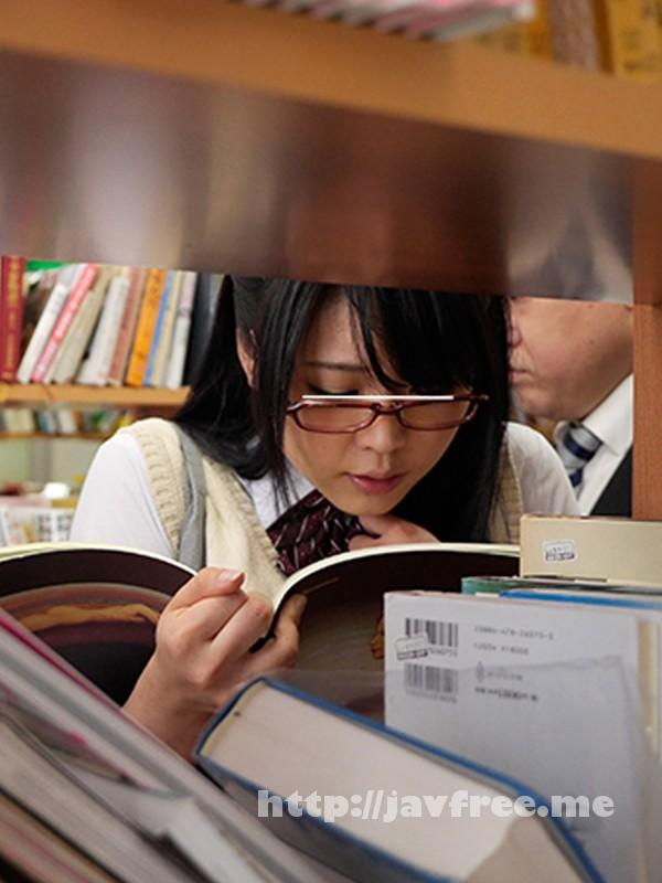 [GDTM 016] 女子校生図書館痴漢 図書館のエッチな美術本を読んでいるメガネ女子は実は感じているのでお尻に軽く触れただけで足をガクガク震わせて濡れまくる! GDTM