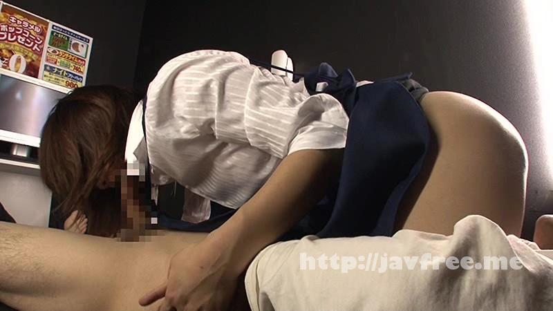 [GODR 705] もはやピンサロ状態のビデオBOX女性店員の裏サービスガマンも限界で挿入SEX交渉で本番出来るのか!? GODR