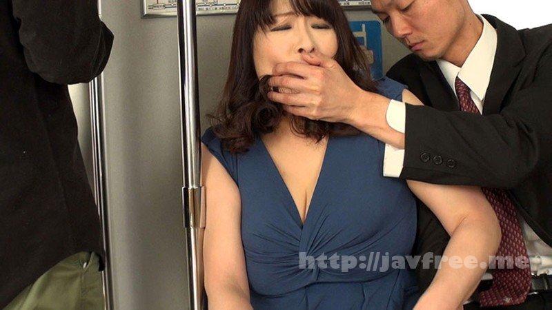 [HD][GOJU-161] 満員電車素股痴●2 数年ぶりに男に身体をまさぐられ、抵抗するも久しぶりの快感に感じてしまう…