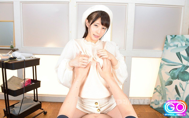[GOPJ-364] 【VR】HQ 劇的超高画質 美少女美容師に迷惑セクハラ!中出しもできちゃった快楽サロン