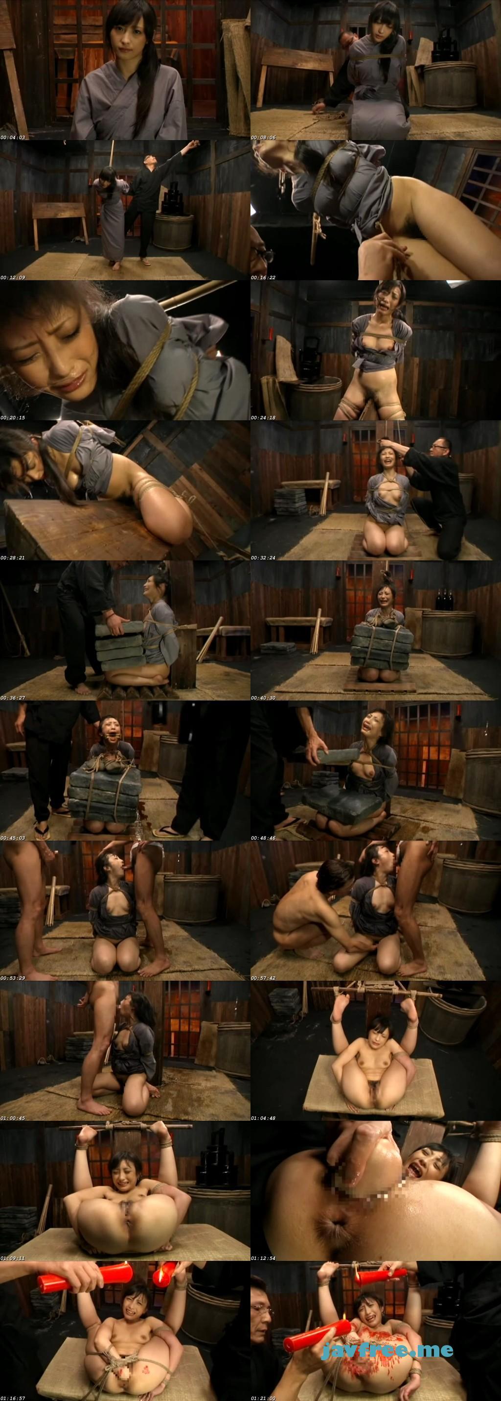 [GTJ 004] 縄・女囚拷問 管野しずか 管野しずか GTJ
