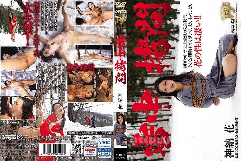 [HD][GTJ-070] 雪中拷問 神納花 - image GTJ-070 on https://javfree.me