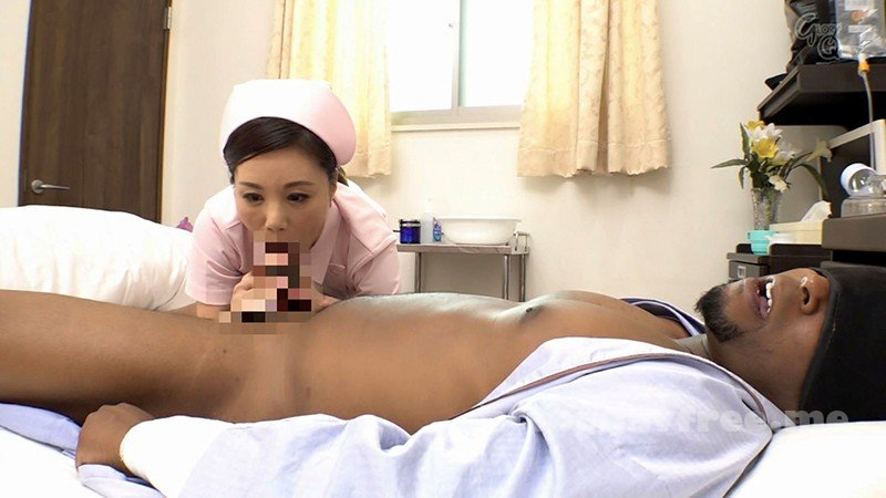 [HD][GVG-979] 入院中の黒人のデカマラに疼いてしまった看護師の私… 片瀬仁美 - image GVG-979-6 on https://javfree.me