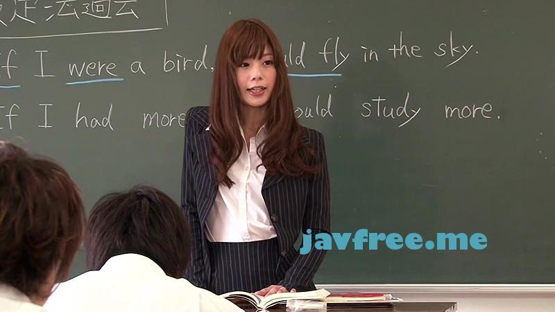 [HBAD-221] 陵辱女教師・羞恥全裸授業 相沢恋 - image HBAD-221-1 on https://javfree.me