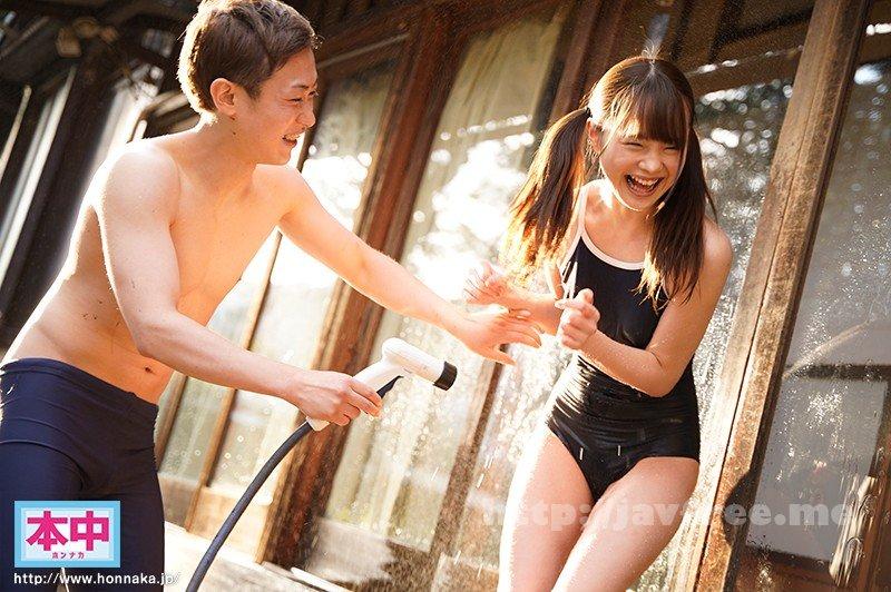 [HD][HND-862] 夏休みの雨上がり濡れ透けつるぺた従妹に中出ししまくった思い出 松本いちか