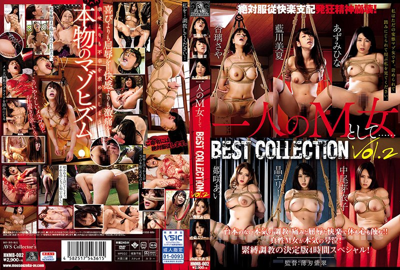 [HD][HNMB-002] 一人のM女として…BEST COLLECTION Vol.2 - image HNMB-002 on https://javfree.me