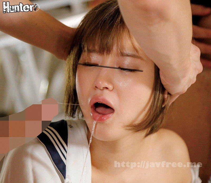 [HD][HUNBL-001] ~抵抗を諦めた少女たち~ 夜の学校でオモチャのようにひたすらイラマチオ&中出しを繰り返され、痙攣しっぱなしの無抵抗女子●生