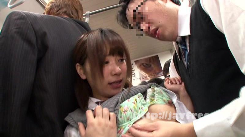 [HUNT-852] 学校一の嫌われ者の僕が超満員電車で偶然、クラスのマドンナと超密着!マズイマズイと思いながらも下半身は反応してしまい最悪な事にマドンナの股間に勃起チ○ポが突き刺さってしまった!でもどうすることもできずもがいていると、マドンナの様子が急変!そして…まさか… - image HUNT-852-6 on https://javfree.me