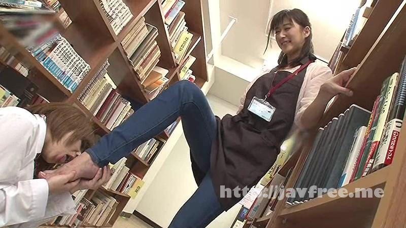 [HUNT-956] 司書の私(レズビアン)が勤める図書館には時々、恥ずかしそうにしながらHな書籍(官能小説、How to本、ヌード本など)を探しに女子がやって来る。 3 - image HUNT-956-9 on https://javfree.me