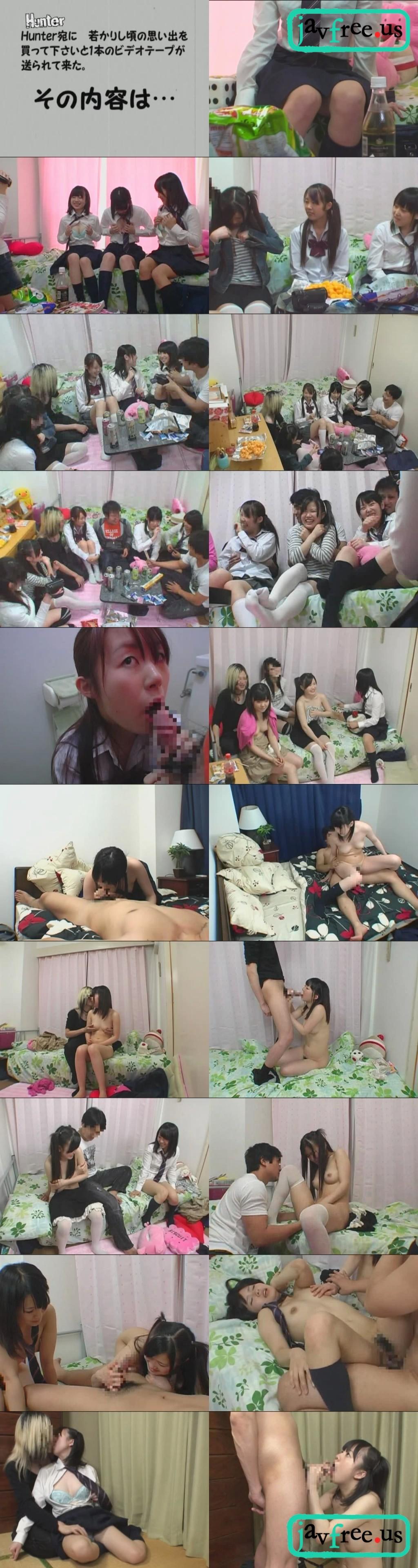 [HUNT-471] ADの妹(女子校生)の部屋にこっそり隠しカメラを置いたら予想以上にスゴい映像が撮れた!酔った勢いで次々と過激なことを…。最近の女子校生はこんな事になってるの? - image HUNT471 on https://javfree.me
