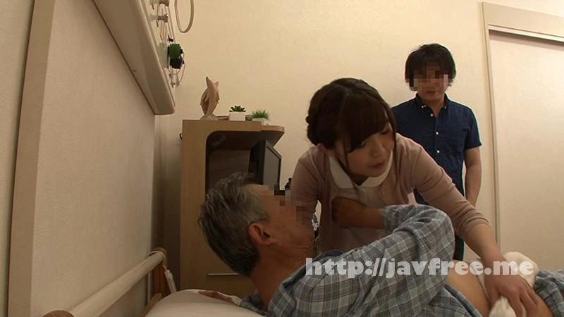 [HUNTA-048] 「じいちゃん…何やってんだよ!!」 入院したおじいちゃんのお見舞いに行ったら老人ばかりで、ナースのお姉さんの胸やお尻を触りまくってる!当然ウチのじいちゃんも! おじいちゃんだからか全く怒られていない!! お年寄りならオッパイ触りたい放題なのか! - image HUNTA-048-16 on https://javfree.me