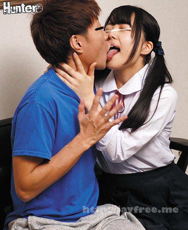 [HD][HUNTA-758] 「おじちゃん、私大人のキスできるよ」昔はよく会っていた親戚の姪っ子が数年振りに帰省してきた。今ではちょっと大人になって制服も似合っているが…