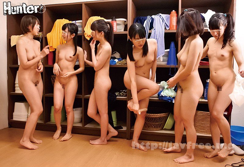 [HD][HUNTA-808] 合宿中の女子チアリーディング部の息抜きはボクのチ○ポだけ!!ハード練習&禁欲生活で女子部員たちは超欲求不満だった!