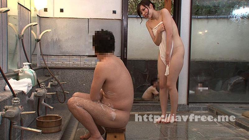 [IENE 424] 素人お嬢さんが混浴露天風呂でヌルヌル泡泡ボディ洗い体験 2 IENE